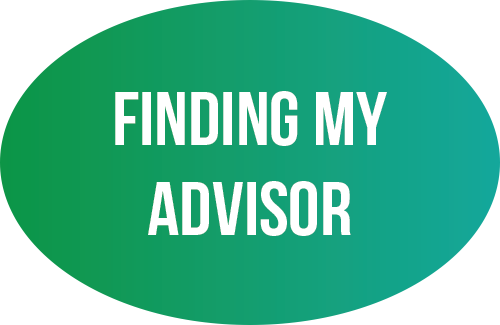 Finding my advisor
